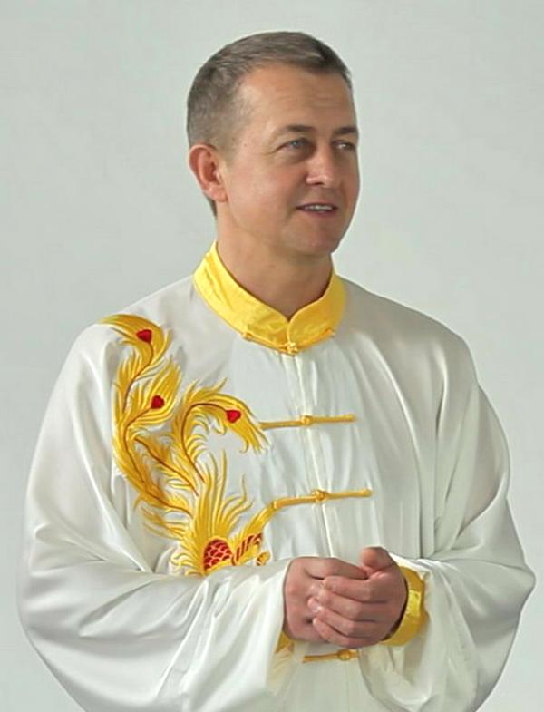 Виктор Стерликов, основатель и Президент Межрегиональной Ассоциации Оздоровительного Цигун